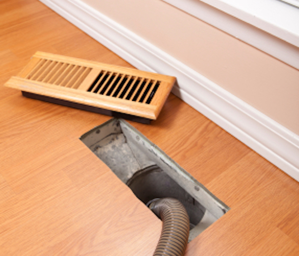 Heat Ducts And Vents : D k heating service experts air